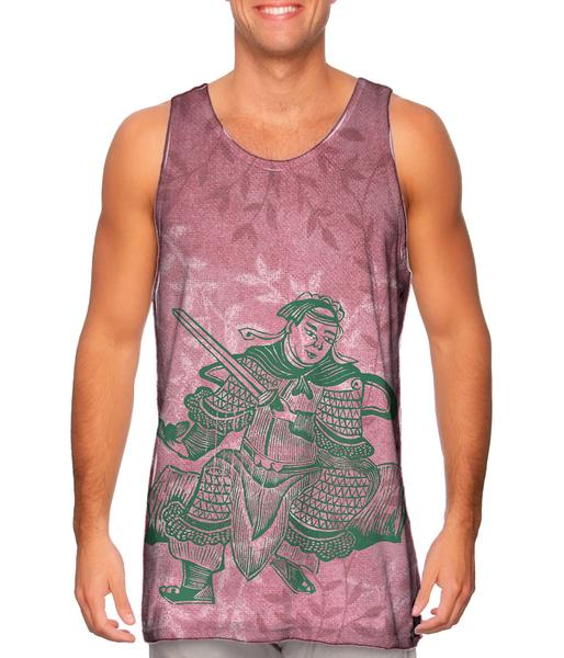 Japan_The_God_Of_Agriculture_mens_tank_top