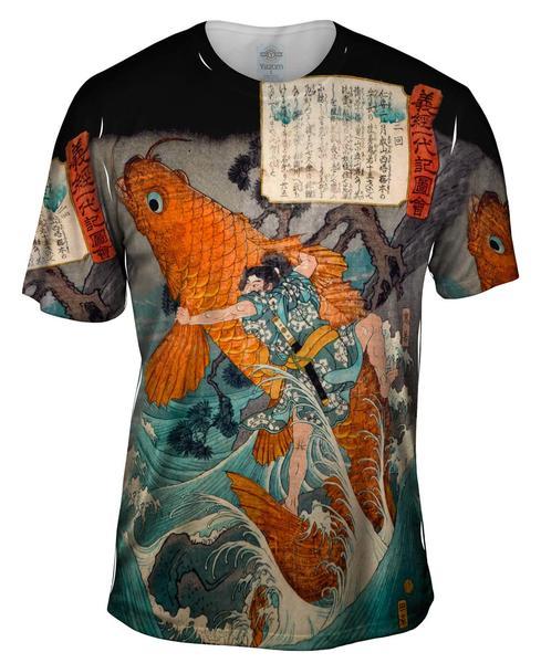 Utagawa_Hiroshige_Giant_Red_Carp