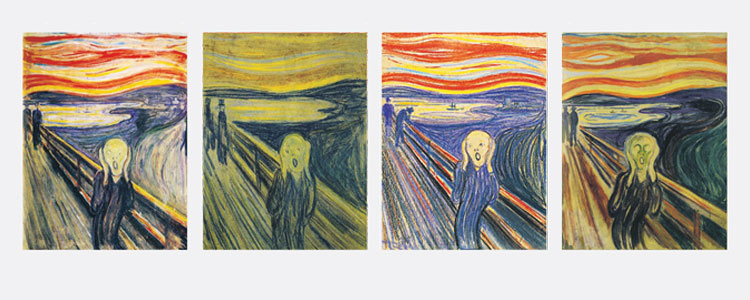 the scream 4 versions