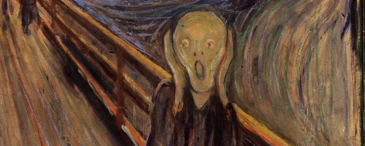 the scream edvard munch header