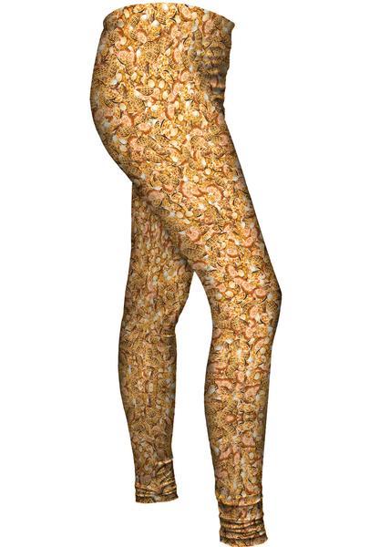 American Apple Pie Womens Leggings