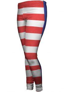 ComboMWK-American_Flag_womens_leggings_left