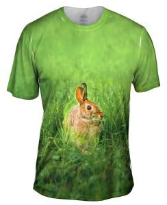 Peter Rabbit Mens T-shirt