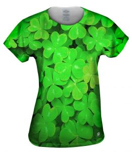 St_Patrick womens t