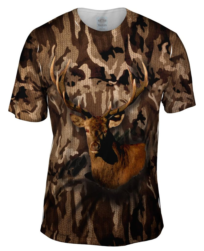 Camouflage Mens T-shirt