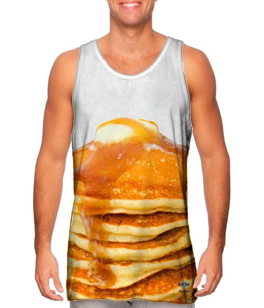 Pancake Mens Tank