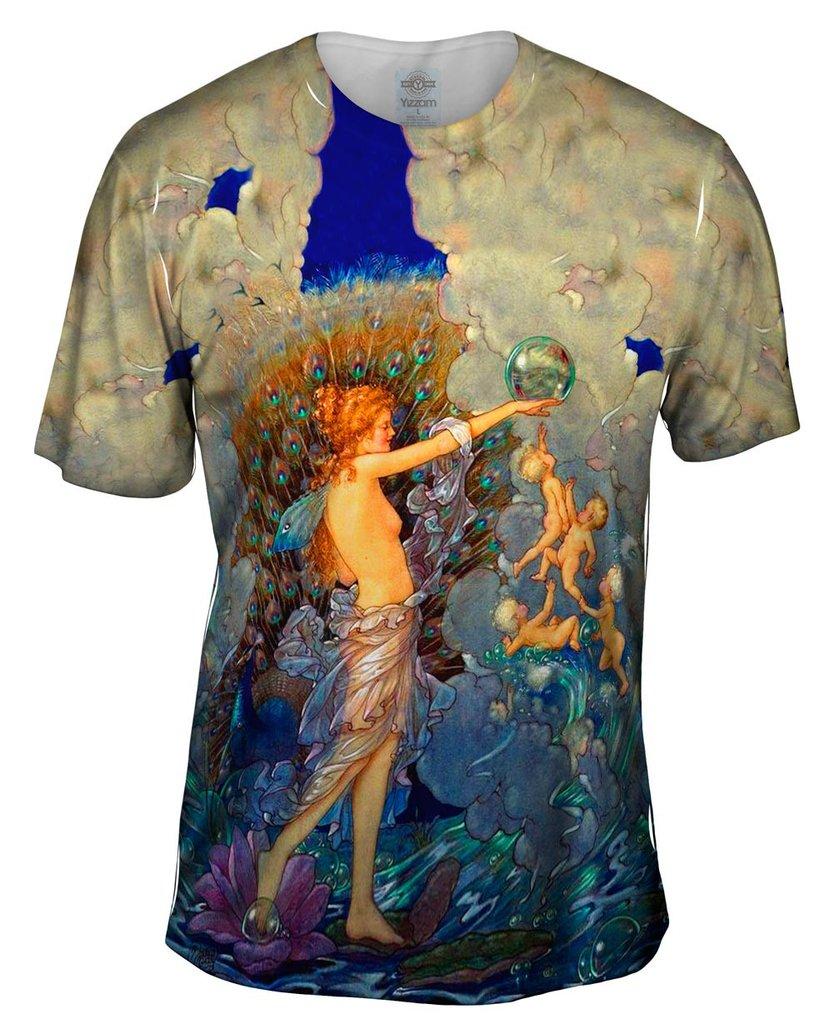 Harold_Gaze_Ocean_Fairy Mens T-shirt