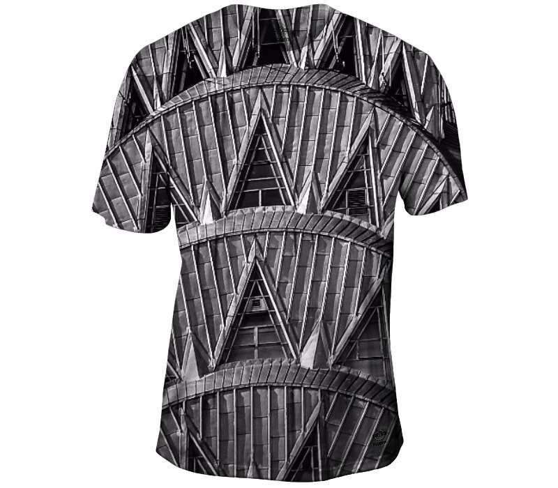 Chrysler Tower Mens Tshirt