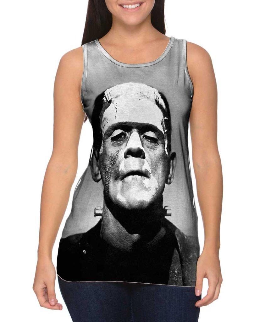 Frankensteins Monster Womens Tank