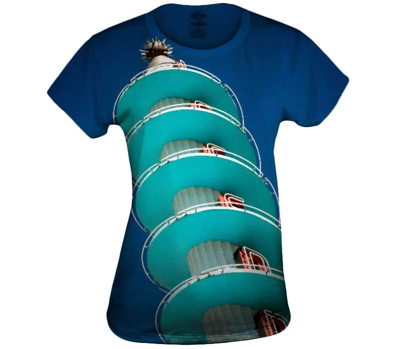 The Tower Of Deco Womens Top