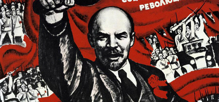 Lenin-Russian-Revolution