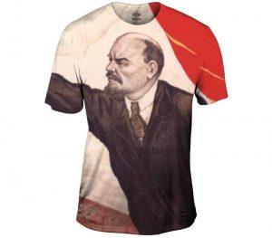Lenin of Industry Mens T-Shirt