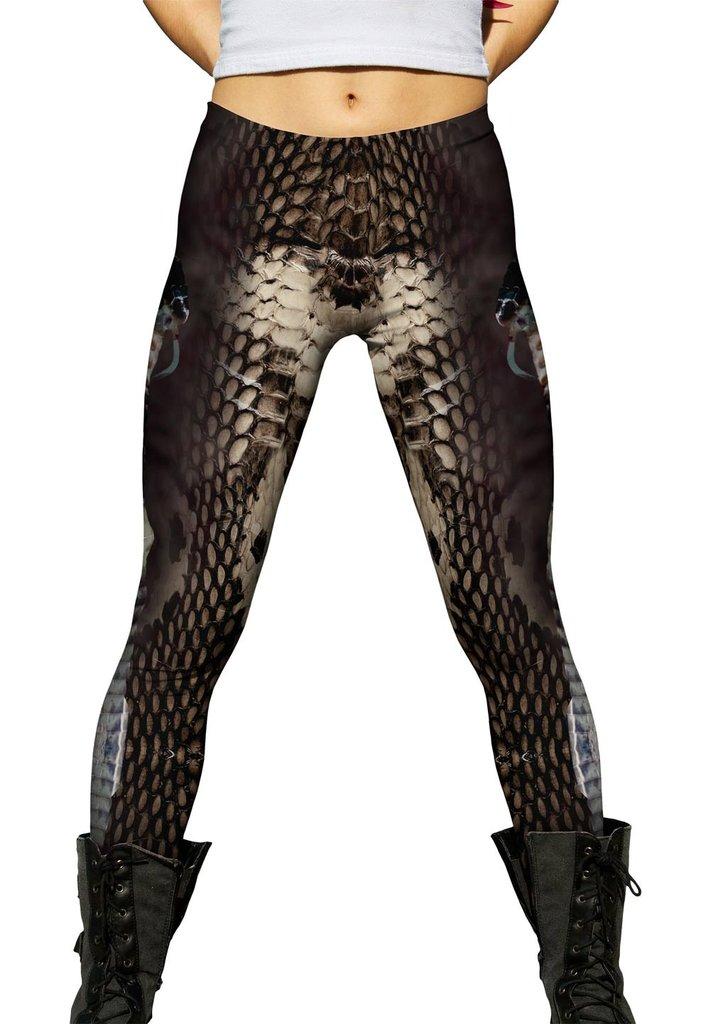 Half Skin womens leggings