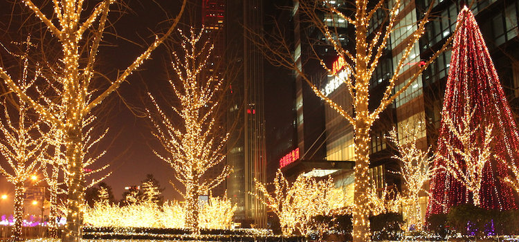 Beijing Christmas