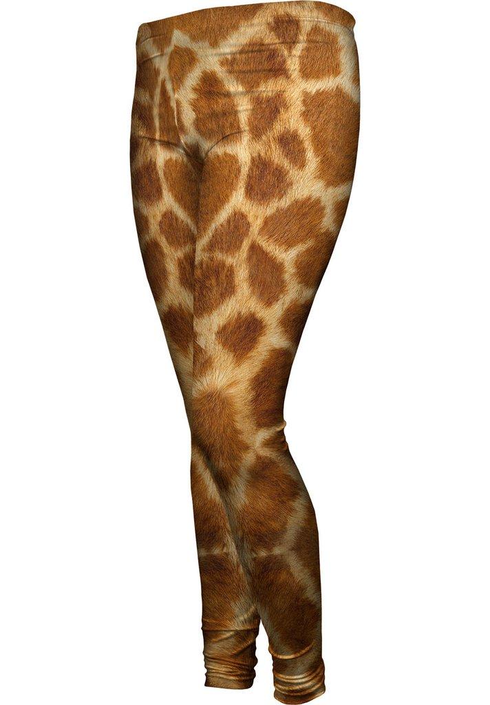 Giraffe Skin womens leggings