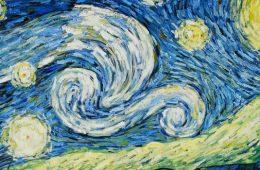Van Gogh Starry Night 2
