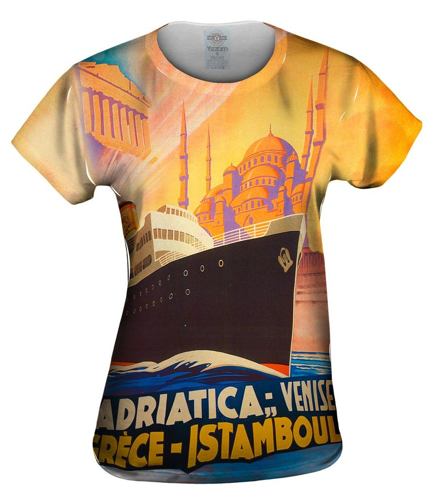 Adriatica Venise Womens Tshirt