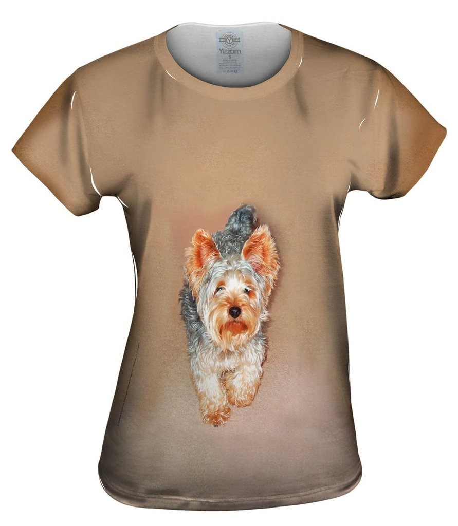 Yorkie Mens T-Shirt