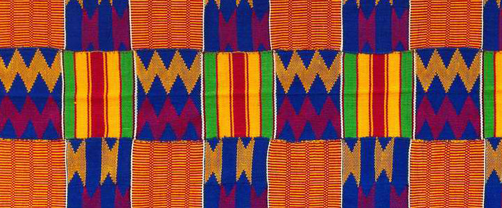 Kente African Cloth