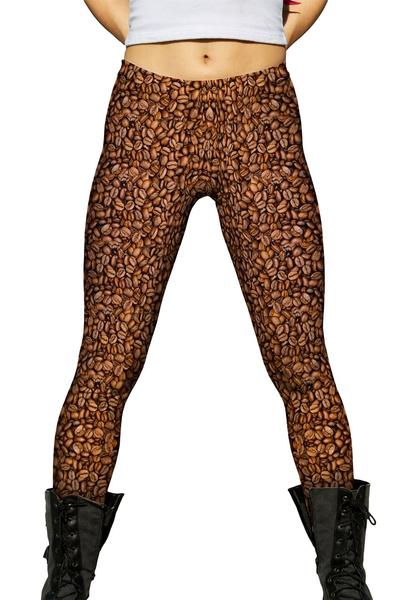 Coffee_Beans_womens_leggings