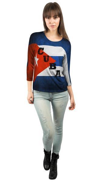 Dirty_Cuba_2014_womens_3-4_sleeve