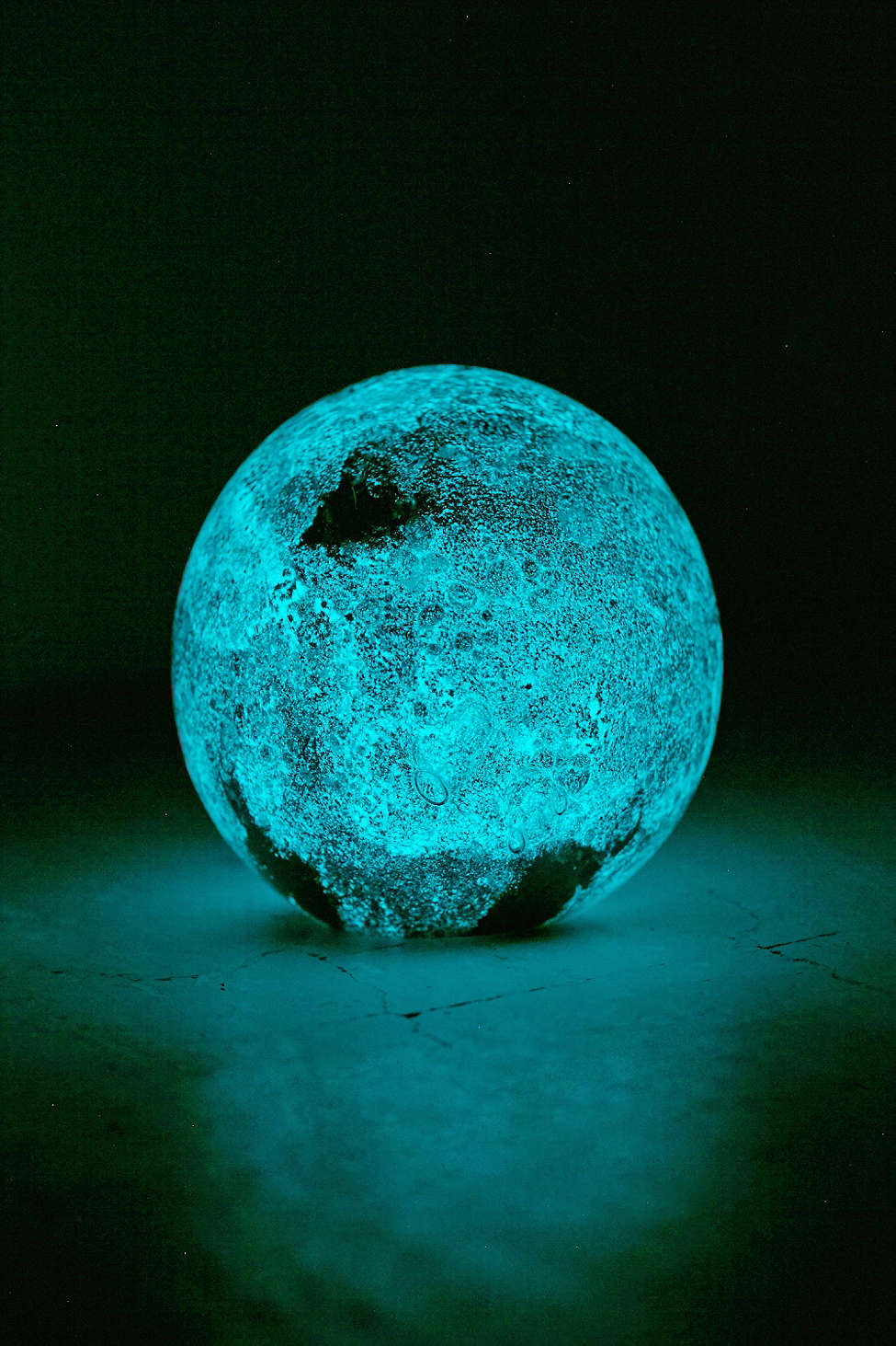 Decorative Celestial Glass Sphere