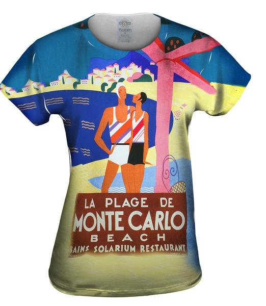 La Plage de Monte Carlo