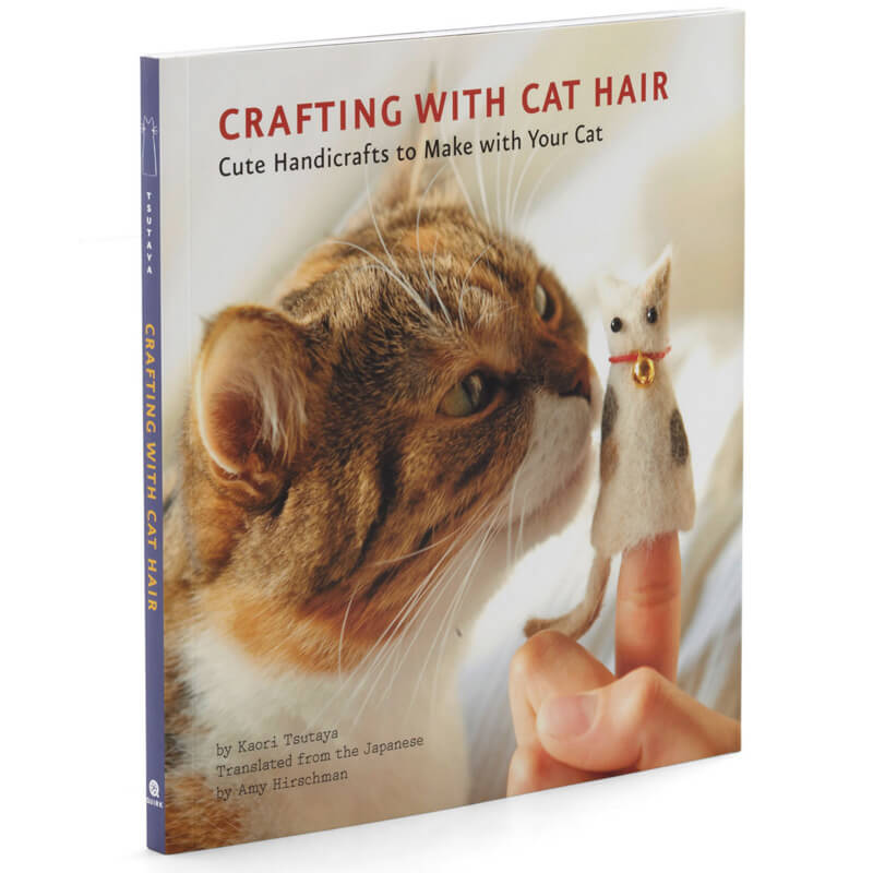 Crafting With Cat Hair Crafting With Cat Hair Crafting With Cat Hair