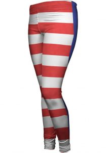 ComboMWK-American_Flag_womens_leggings_left
