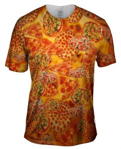 Pizza Galore mens front