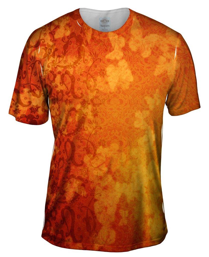 Bindi Indian Pattern Red Orange
