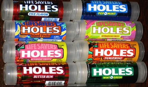 life savers holes candy