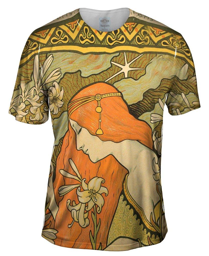 Art Nouveau 001 Mens Tshirt