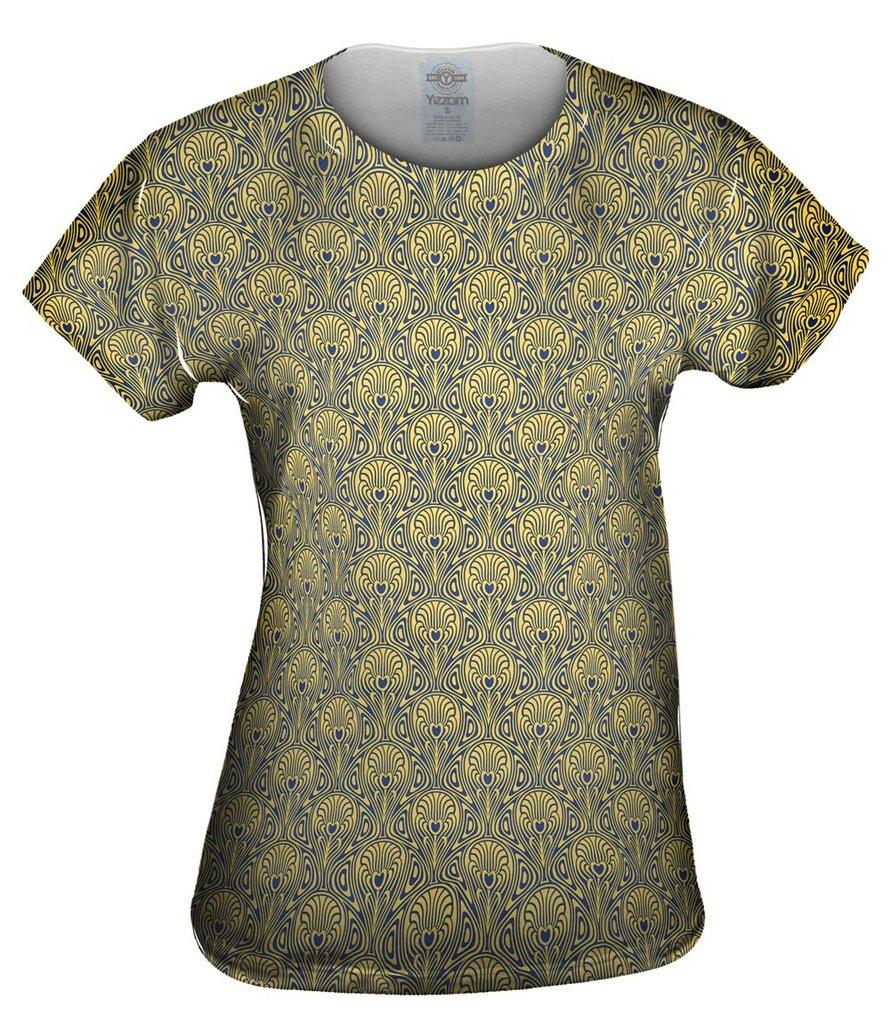 Art Nouveau Womens Tshirt