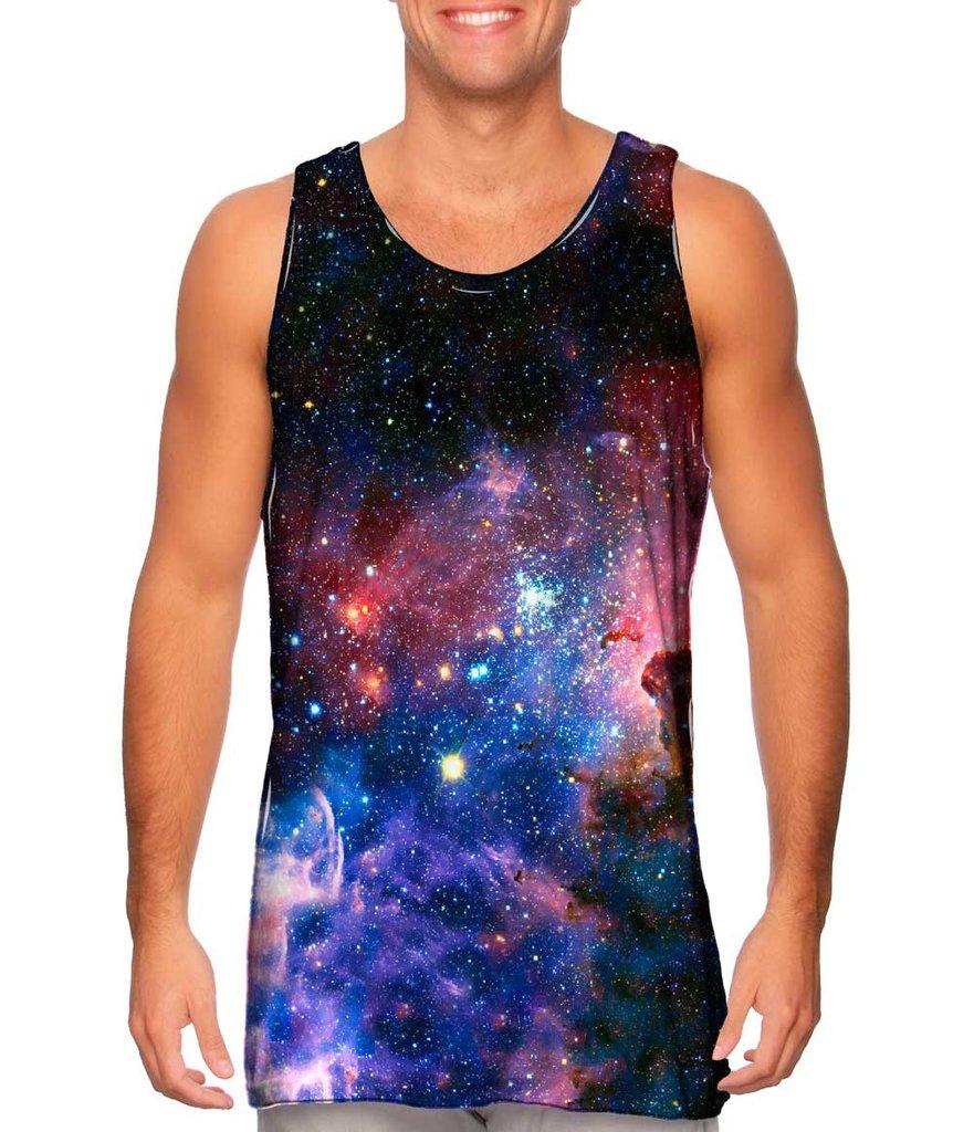 Carina Nebula Mens Tank