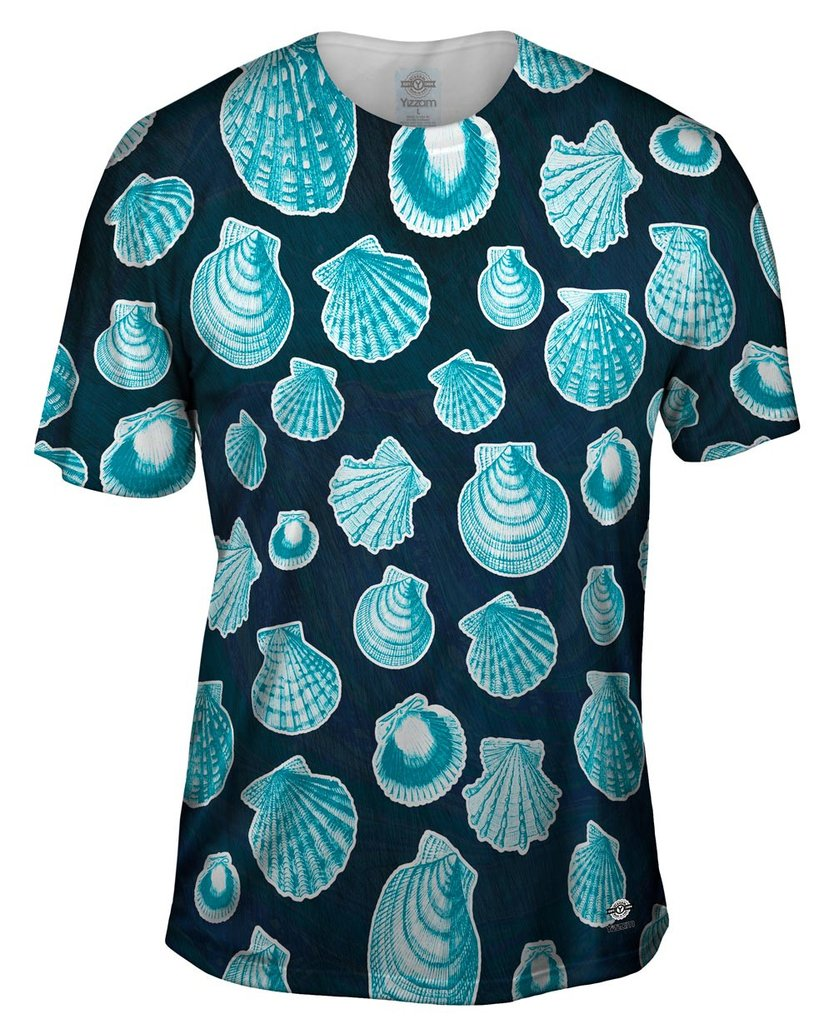 Eager_Shells Mens T-shirt