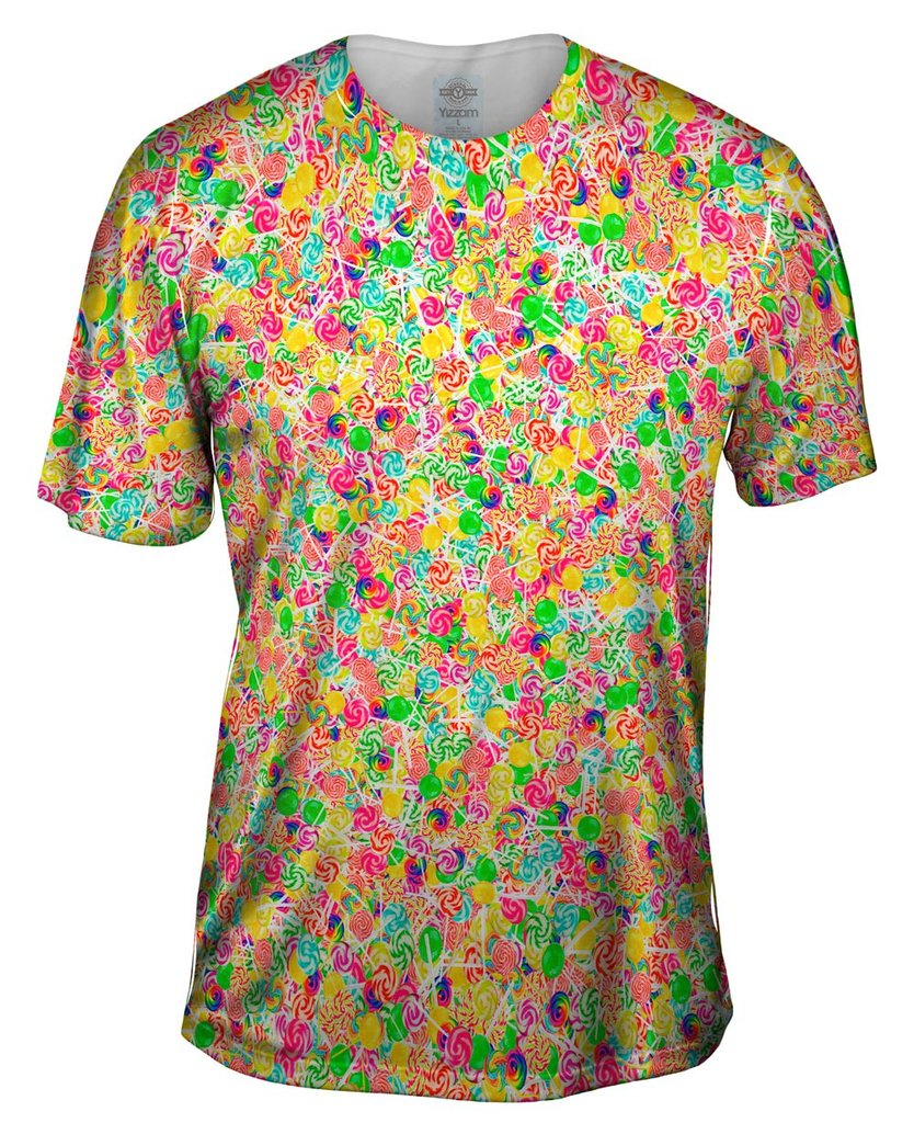 Lollipop Mens T-Shirt