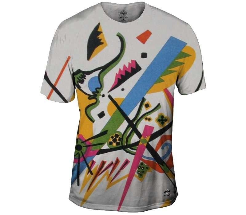 ll Worlds - Kandinsky Mens T-Shirt