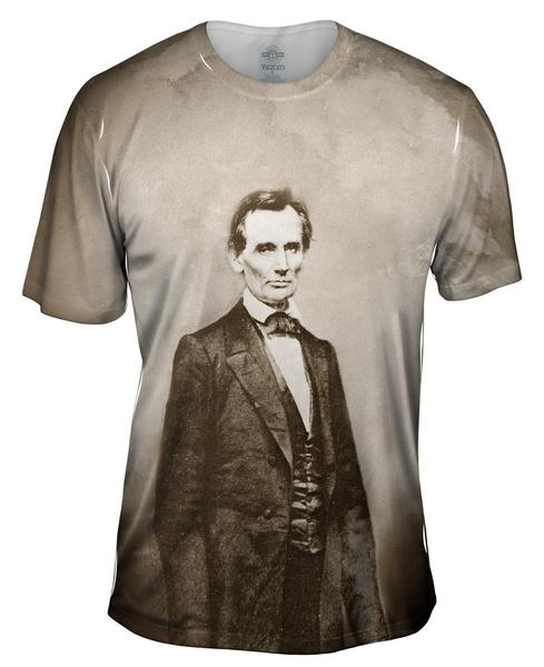 The Lincoln Cooper Union Mens T-Shirt