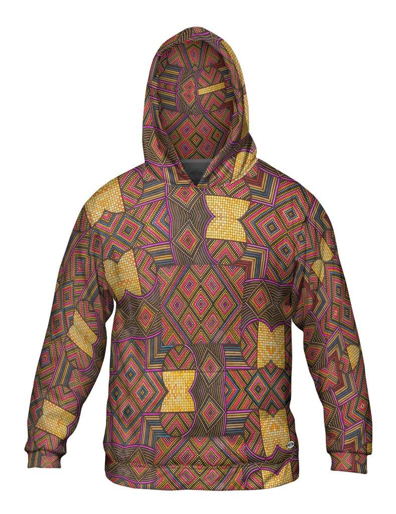 Eugene Andolsek Just Folk mens hoodie