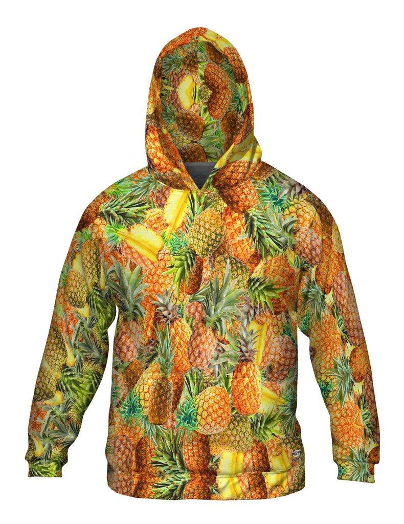 Pineapple Dream Mens Hoodie