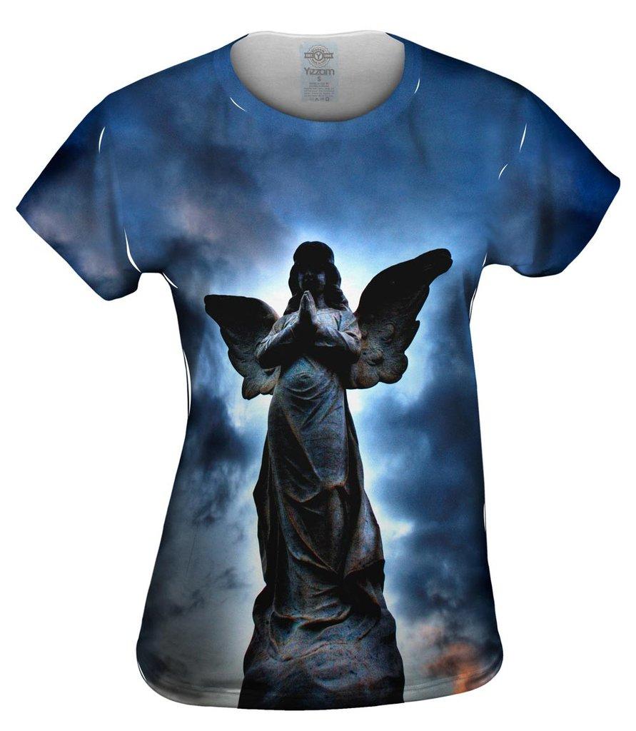 Cemetery Angel Womens Top