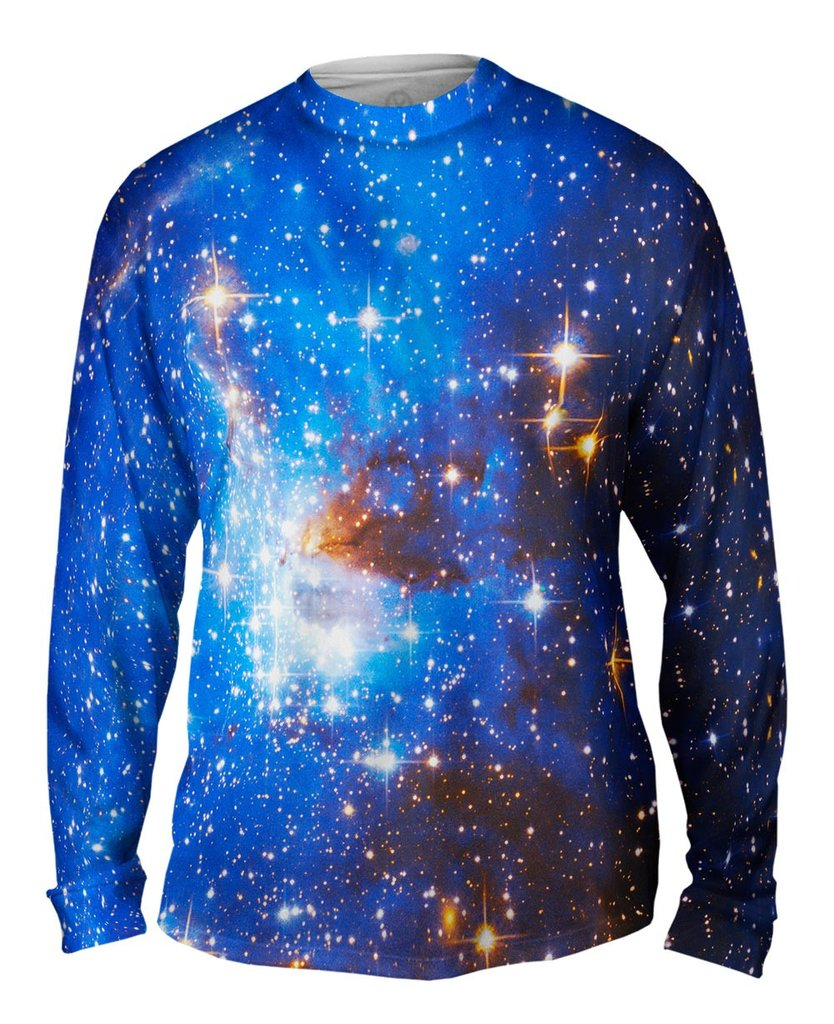 Stellar Nursery Mens Long Sleeve
