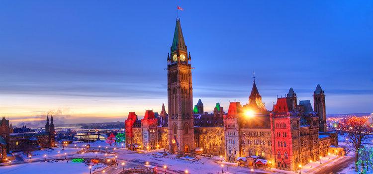 Ottawa Canada Christmas
