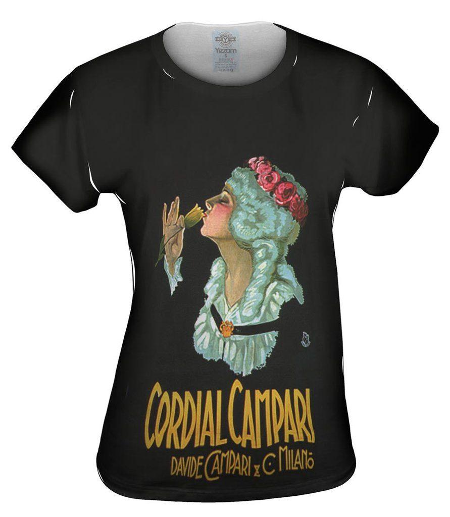 Achille Mauzan Womens Tshirt