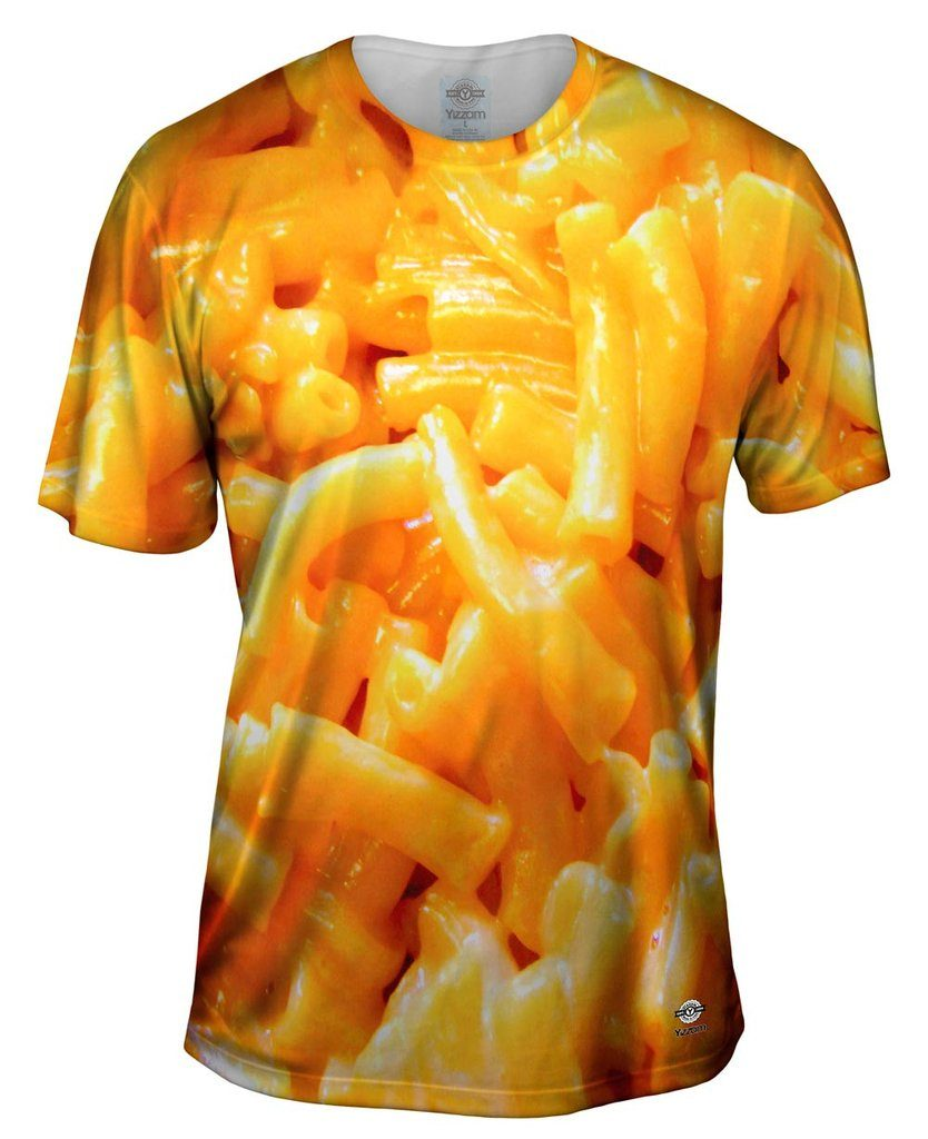 Mac And Cheese Womens Tshirt