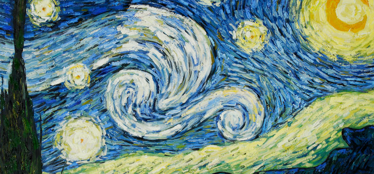 Van Gogh Starry Night 2
