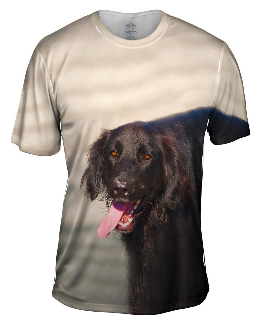 Dog Tired Mens T-Shirt