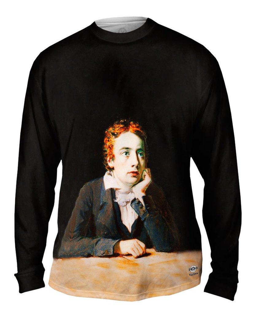 John Keats Mens Long Sleeve