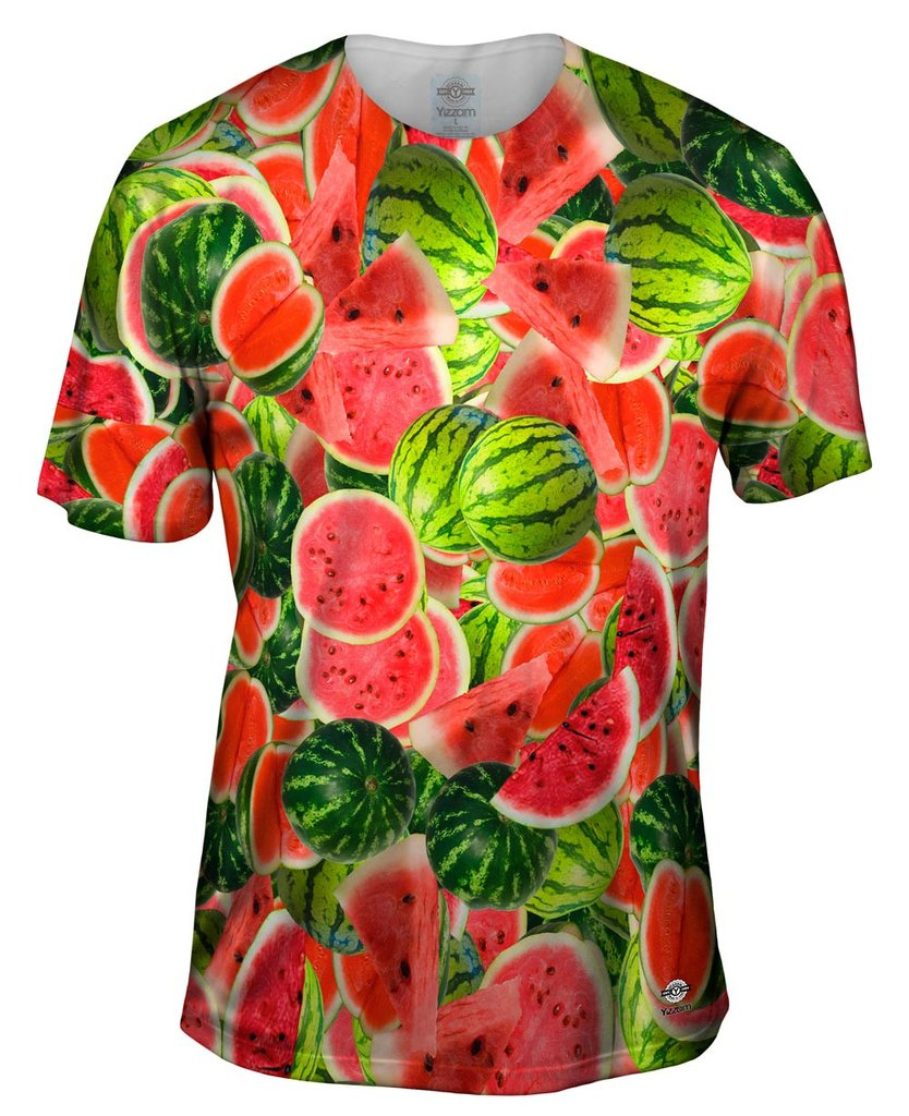 Watermelon Mens Tshirt